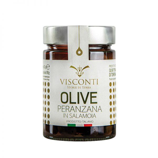 olive peranzana in salamoia